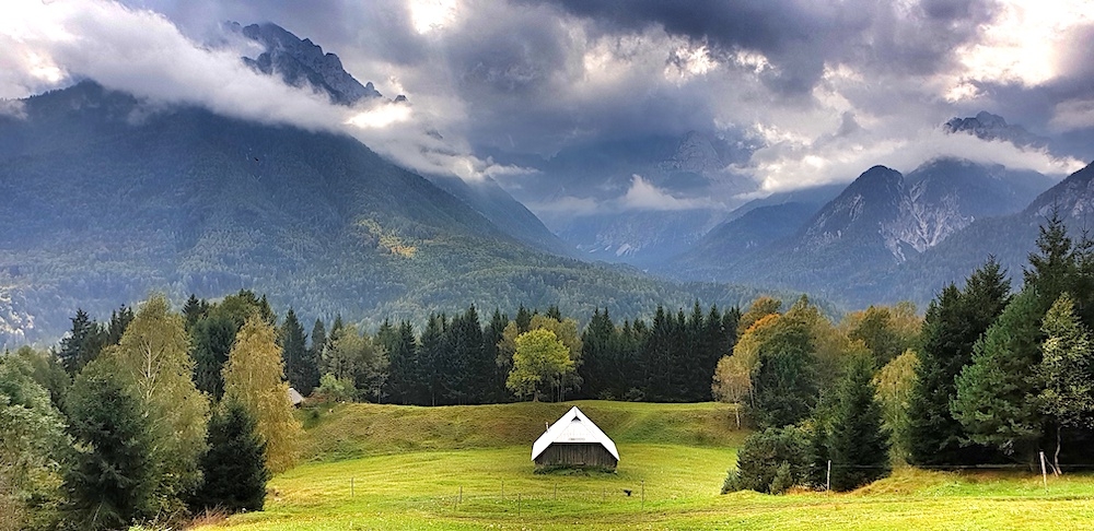 Kranjska Gora Hike Alp view sm