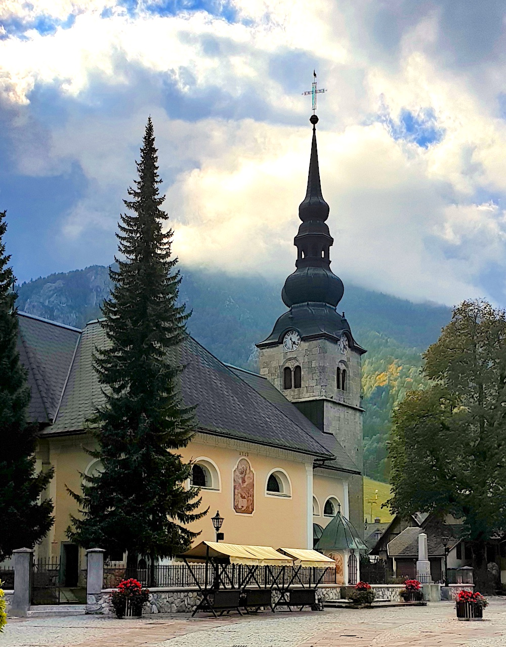 Kranjska church