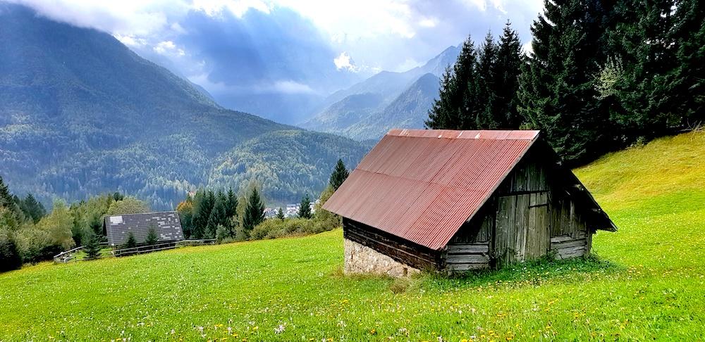 Kranjska summer house