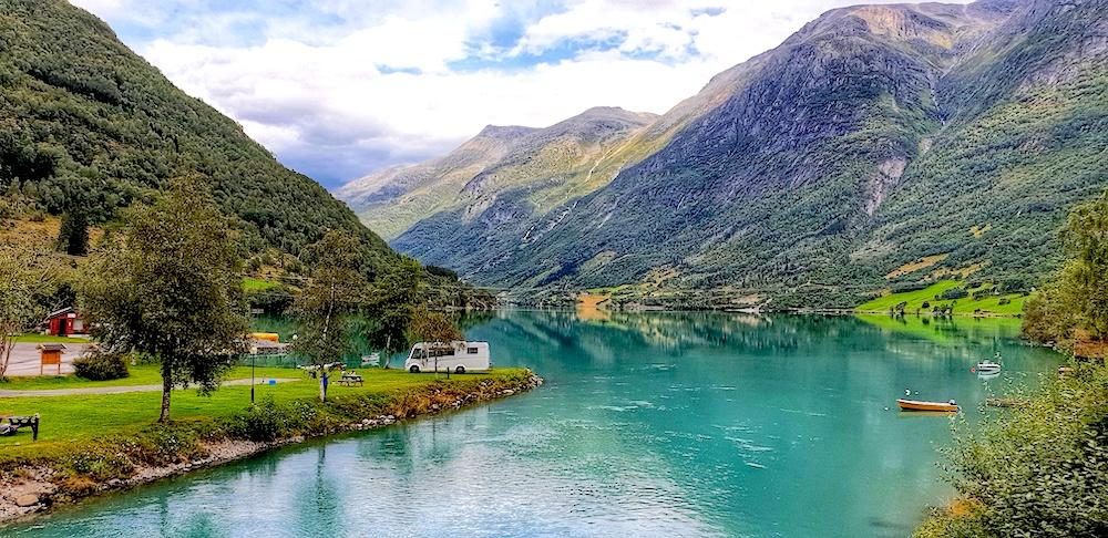 Oldensfjord Jostaldeen NP sm