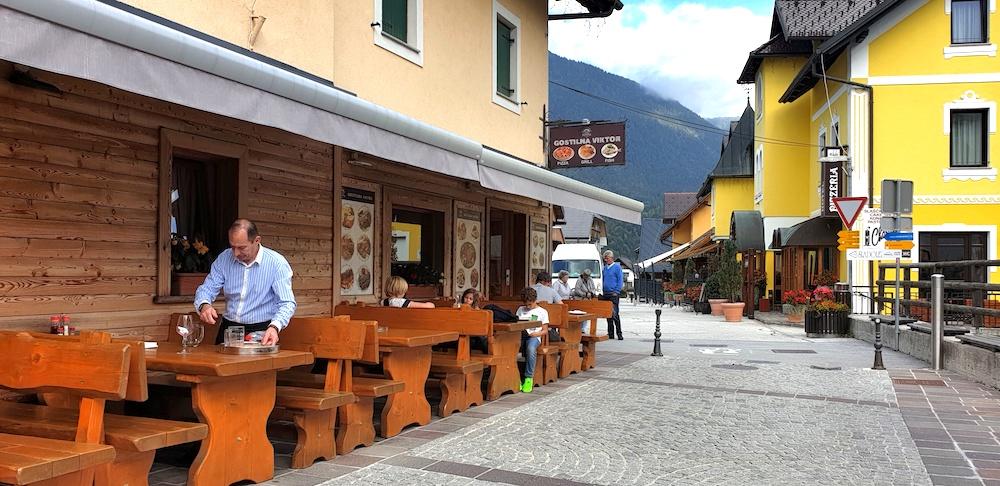 Viktor's Restaurant Kranjska