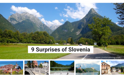 9 Surprises of Slovenia