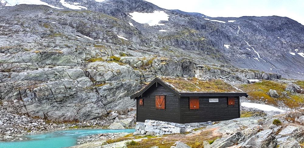 Gamle Strynefjellvagen hut