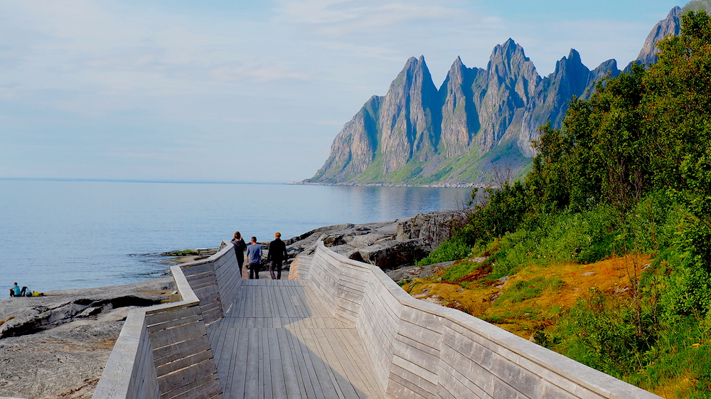 Tungeneset Boardwalk Senja