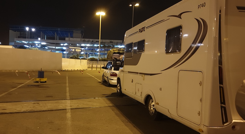 Ferry port 1