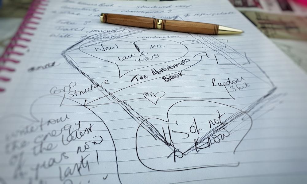 Book planning
