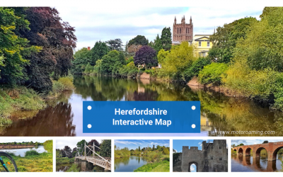 Herefordshire Interactive Map