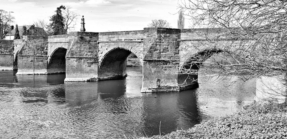 Ross old bridge