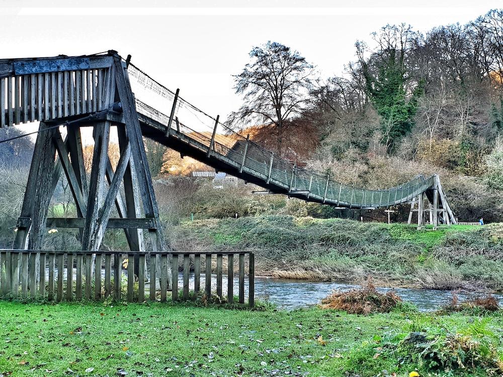 bibblins bridge wye